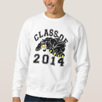 Class Of 2014 Saber-Tooth Tiger Sweatshirt