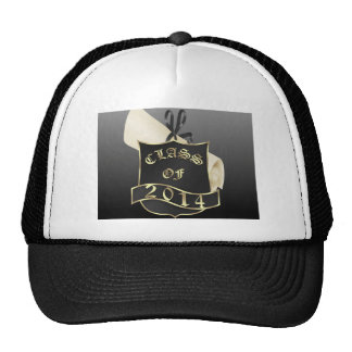 Class of 2014 Shield and Diploma Trucker Hat