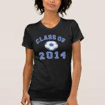 Class Of 2014 Soccer - Blue Tees