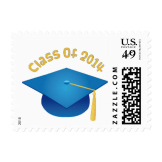 Class of 2014 stamps