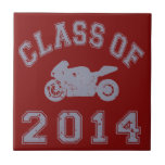 Class Of 2014 Superbike - Grey 2 Tile