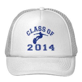 Class Of 2014 Surfing Trucker Hat