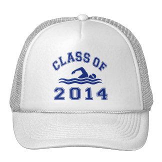 Class Of 2014 Swimming Trucker Hat