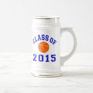 Class Of 2015 basketball - Blue 2 Mugs