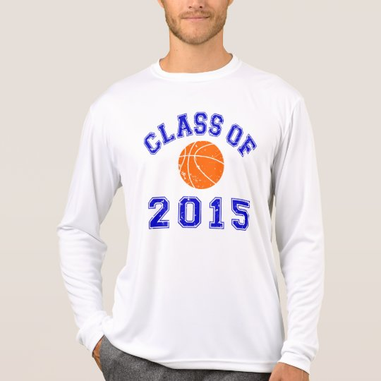 Class of 2015 Basketball T-Shirt
