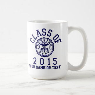 Class Of 2015 BSN Coffee Mug