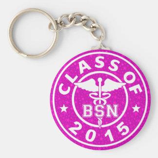 Class of 2015 BSN Keychain