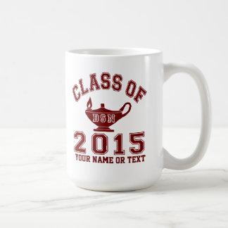 Class Of 2015 BSN Mug