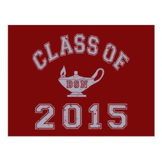 Class Of 2015 BSN Postcard