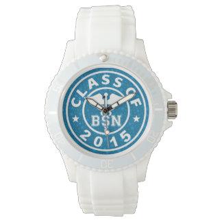 Class Of 2015 BSN Wrist Watch