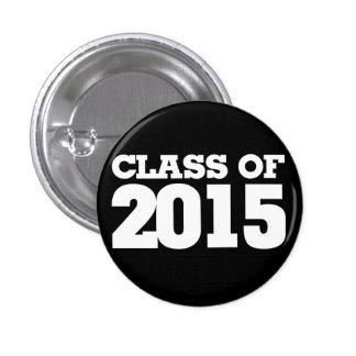 Class of 2015 pin