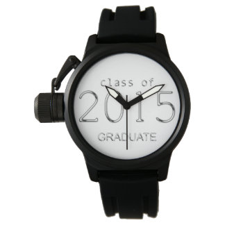 Class of 2015 - Chrome Letters - Watch 4