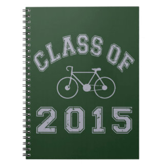 Class Of 2015 Cycling Note Book