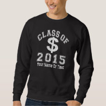 Class of 2015 Finance Sweatshirt