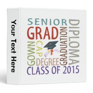 Class of 2015 Graduation Binders
