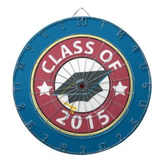 Class of 2015 Graduation Cap Dart Boards