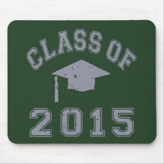 Class Of 2015 Graduation - Grey 2 Mouse Pad