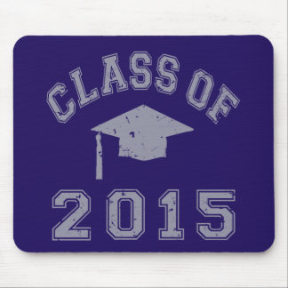 Class Of 2015 Graduation - Grey 2 Mouse Pads