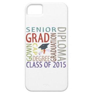 Class of 2015 Graduation iPhone 5 Case