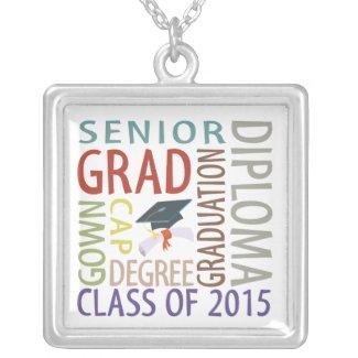 Class of 2015 Graduation Jewelry
