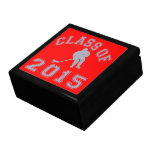 Class of 2015 Hockey Jewelry Boxes