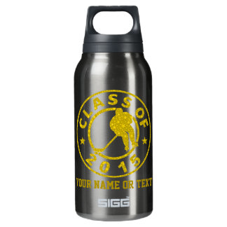 Class Of 2015 Hockey 10 Oz Insulated SIGG Thermos Water Bottle