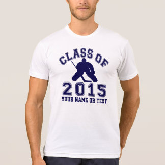 Class Of 2015 Hockey T-shirt
