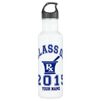 Class Of 2015 Pharmacy 24oz Water Bottle
