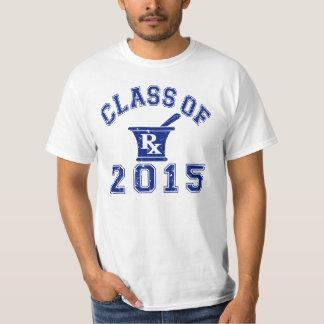 Class Of 2015 Pharmacy Tee Shirt