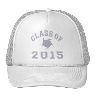 Class Of 2015 Photography - Grey 2 Hats