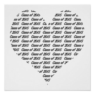 CLASS OF 2015 POSTER
