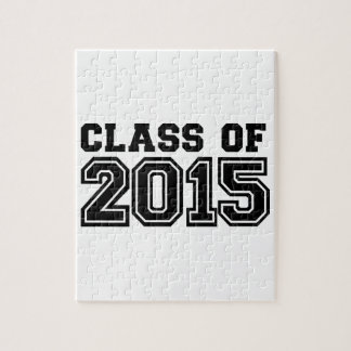 Class of 2015 puzzle