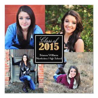 Class of 2015 Senior Graduation Card