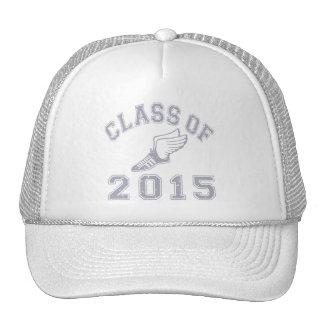 Class Of 2015 Track & Field - Grey 2 Trucker Hat