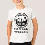 Class of 2016 5th Grade Grad T-Shirt