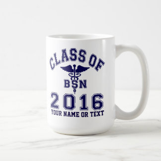 Class Of 2016 BSN Coffee Mug