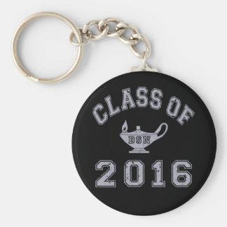 Class of 2016 BSN Keychain