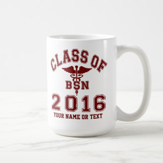 Class Of 2016 BSN Mugs