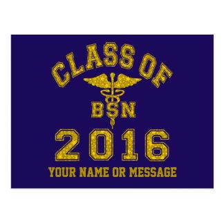 Class Of 2016 BSN Postcard
