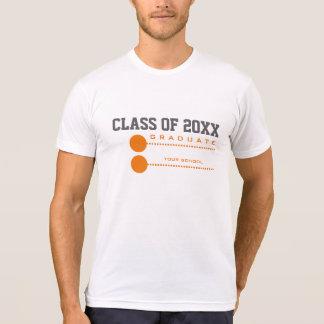 Class of 2016 | Custom Year Graduation T-Shirts