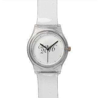 Class of 2016 Elegant Vintage Style Graduation Wrist Watch