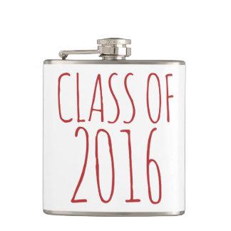 Class of 2016 hip flasks