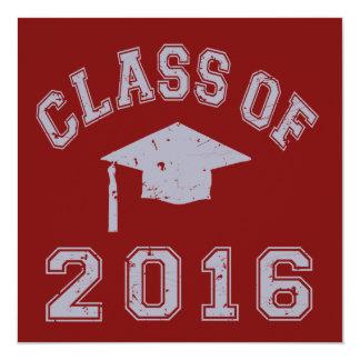 Class of 2016 Graduation Invitation
