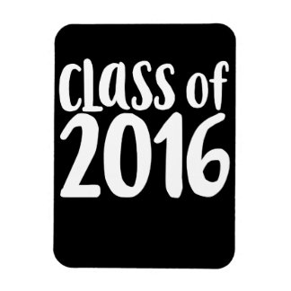 Class of 2016 graduation party magnet