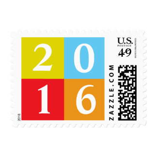 Class of 2016 ~ Happy New Year Postage