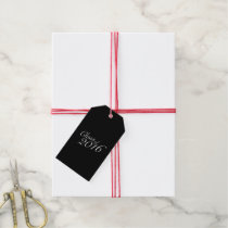 Class of 2016 High School Graduate Gift Tags