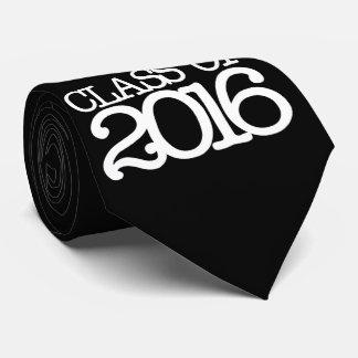 Class of 2016 neck tie