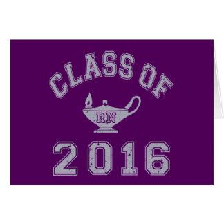 Class Of 2016 RN Card