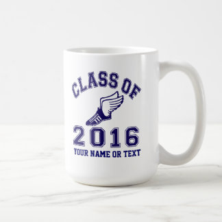 Class of 2016 Track & Field Coffee Mug