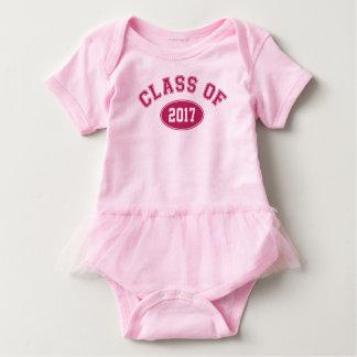 Class Of 2017 Baby-Einteiler